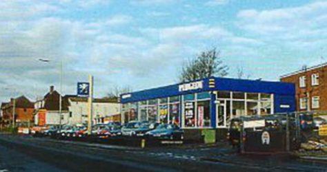 Car Showroom, Salisbury