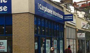 Carphone Warehouse, London NW14