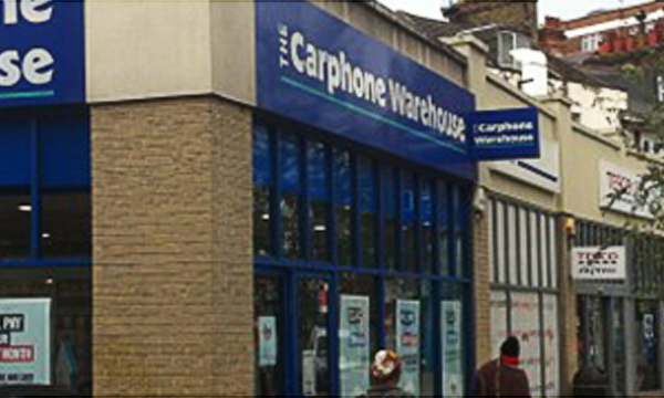 Carphone Warehouse, London NW14