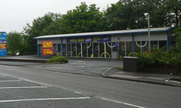 Carwash, Newcastle-under-Lyme