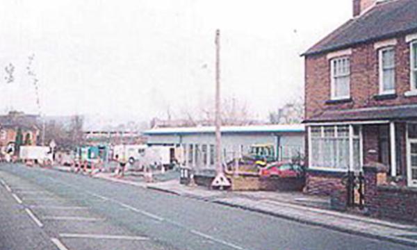 Commercial Unit, Newcastle-Under-Lyme