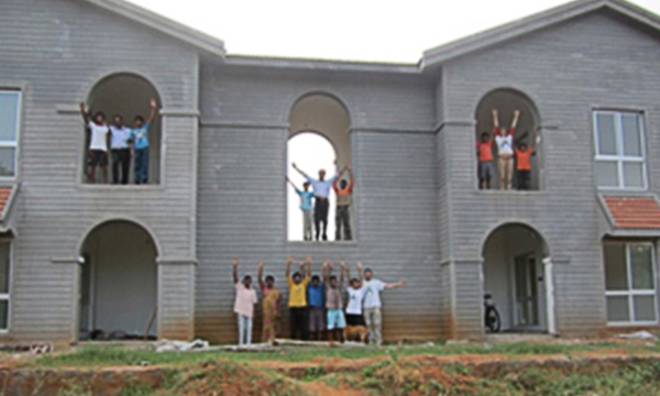 Odanadi, Children's Homes
