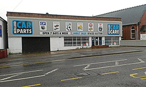 Retail Warehouse, Sutton-in-Ashfield