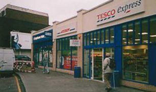Tesco, London W14